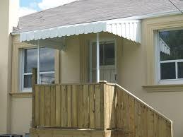 Back Porch Awning Awnings Aluminum Sepio Weather Shelters