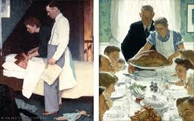 collections four freedoms norman rockwell museum the home for