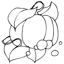 cute pumpkin coloring eliolera