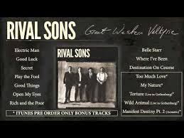 Western Photo Album Rival Sons
