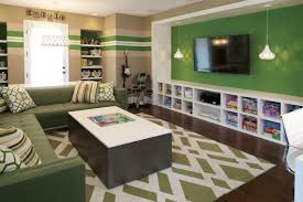 vibrant transitional kids play room before and after san diego