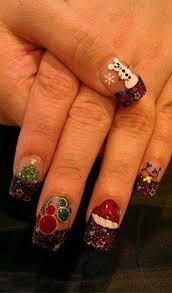 best 20 disney christmas nails ideas on pinterest christmas