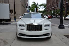 rolls royce dealership 2017 rolls royce wraith stock r417 for sale near chicago il