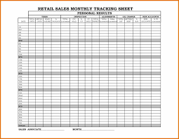 accounts small sales tracking sheet template business traders and