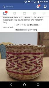 352 best baskets by others images on pinterest basket weaving
