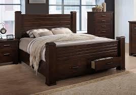 Ls For Bedroom Dresser Brockett Brown King Bedroom Set Overstock Warehouse