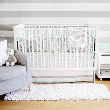 White Nursery Bedding Sets Ashton Crib Bedding Set Rosenberryrooms