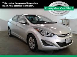 used hyundai elantra for sale in los angeles ca edmunds