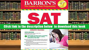 download sat 29th ed w online test barron s sat sharon green