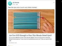 tweaking an ocd pencil meme on facebook youtube