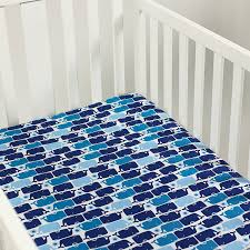 whale fitted crib sheet creative ideas of baby cribs