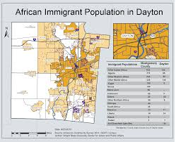 Map Dayton Ohio by Maps Welcome Dayton Immigrant Friendly City Welcome Dayton