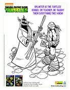 nickelodeon teenage mutant ninja turtles free coloring pages