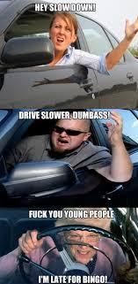 Speeding Meme - speeding grandma www meme lol com funny gifs pinterest meme