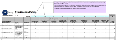 free requirements prioritization matrix and roadmap templates