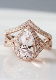 wedding rings and engagement rings best 25 pear wedding ring ideas on pear shaped