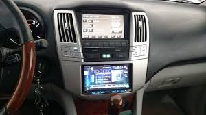 lexus rx 400h gps dvd how to upgrade the car stereo on a lexus rx330 add usb ports and