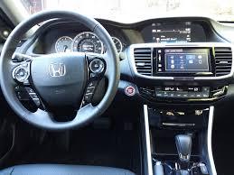 honda accord ex l review review 2016 honda accord ex l sedan with navi and honda sensing