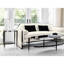 Black Modern Living Room Furniture by Coffee Table Arden Modern Classic Tufted Terracotta Leather