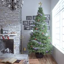 half christmas tree christmas tree3 half blendernation