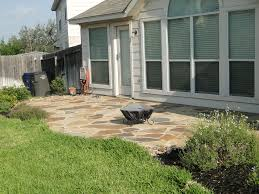 Backyard Flagstone Patio Ideas by Flagstone Patio Design Ideas Easter Construction Our Work