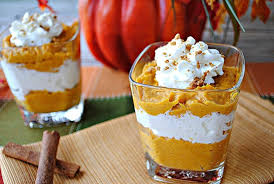 pumpkin mousse shooters eat yourself skinny
