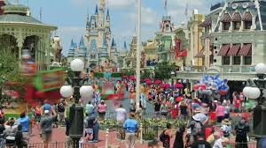 Disney World Map Magic Kingdom by Main Street Usa Time Lapse At Disney World Magic Kingdom Youtube