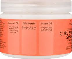 sheamoisture curl enhancing smoothie leave in conditioner coconut