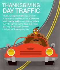 thanksgiving driving tips