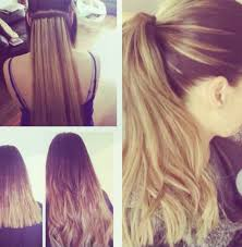 bonded hair extensions pre bonded hair extensions