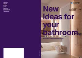 new ideas for your bathroom geberit pdf catalogues