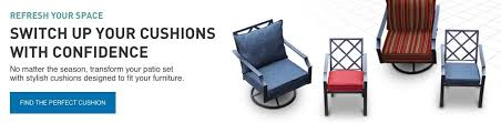 Motion Patio Chairs Shop The Rollinsford Patio Collection On Lowes Com