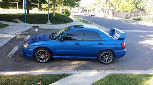 sti subaru 2004 how rare are the subaru wrx premium 2004 models subaru