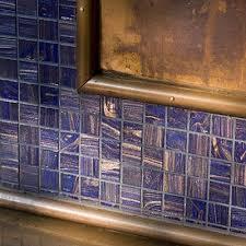 Blue Backsplash Tile by 54 Best Kitchen Counter Backsplash Images On Pinterest