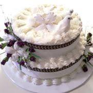 1st Wedding Anniversary Cake 36 Cakes Cakesdecor