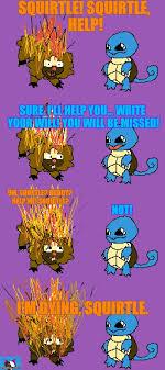Hilarious Pokemon Memes - bidoof didn t start the fire imgflip