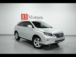 lexus used car extended warranty 2013 lexus rx 350 for sale in tempe az stock 10036