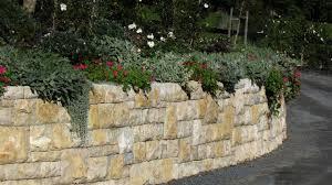 gardens auckland stonemasons stone walls rock walls stone