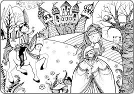 coloring placemats castle coloring placemats for kids personalized kids and