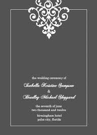 beautiful wedding programs wedding programs by purpletrail