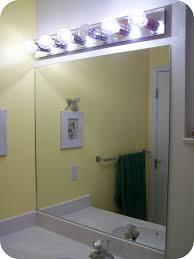 bathroom frameless bathroom mirror 27 frameless bathroom mirror
