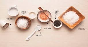 sea salt and table salt salt what s the difference between the types mykitchen