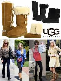 womens ugg triplet boot orangecookie rakuten global market ag ugg australia bailey