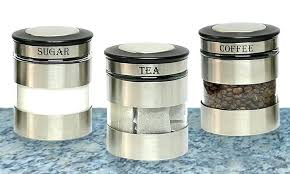 kitchen canister sets stainless steel kitchen canister sets stainless steel cumberlanddems us