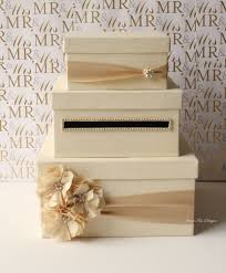 wedding gift card holder wedding card box money box gift card holder idealpin