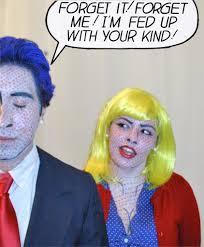 roy lichtenstein roy lichtenstein halloween ideas and couple
