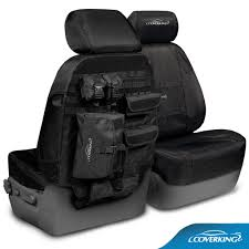 nissan frontier dash cover coverking tactical molle black custom fit seat covers for nissan