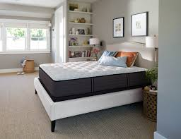 Ultra Tan Columbia Sc Sealy Response Dolby Ultra Firm Queen Mattress
