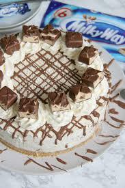 no bake milky way cheesecake jane u0027s patisserie