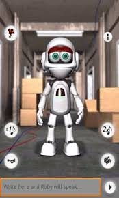 talking ted apk talking roby the robot apk simulation standalone android
